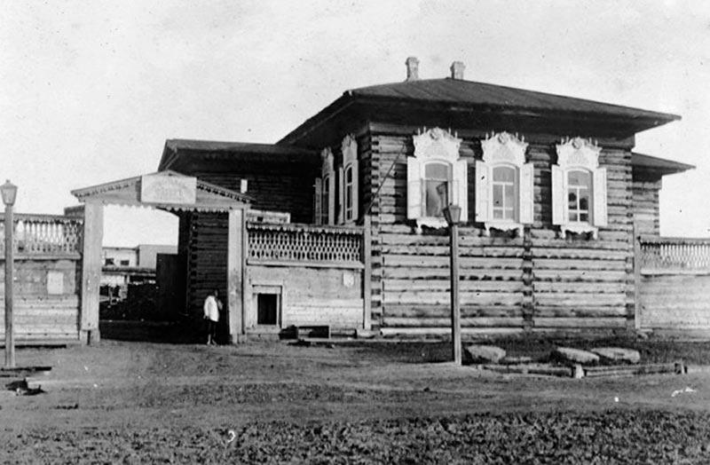 Дом якута Романова