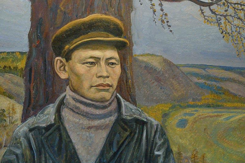 Портрет М.К. Аммосова