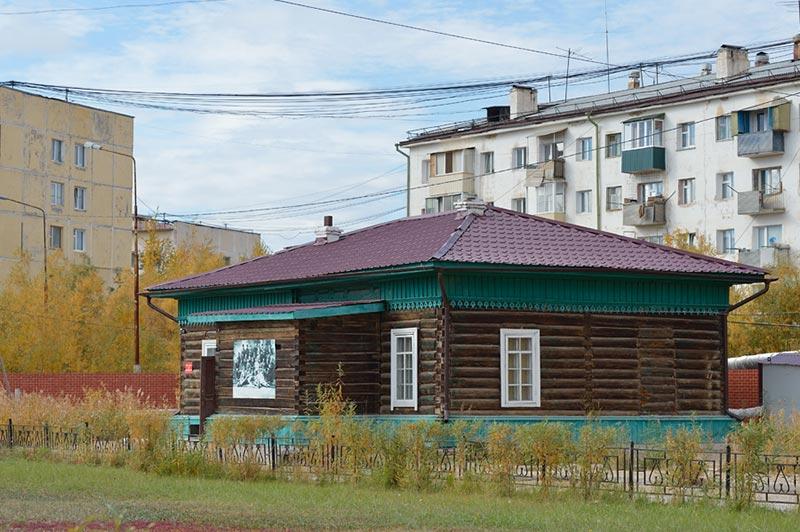 Дом Ярославского