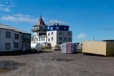 Аллаиховский музей природы тундры и охотничьего промысла