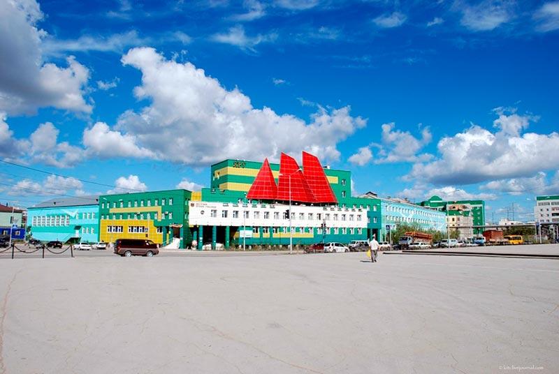 Якутское речное училище