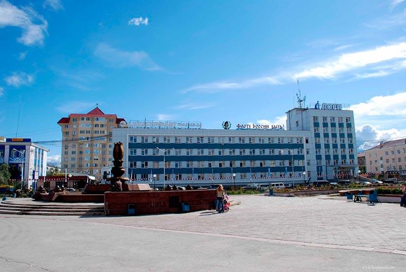 Здание ЛОРП