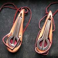 Хомус — якутский музыкальный инструмент