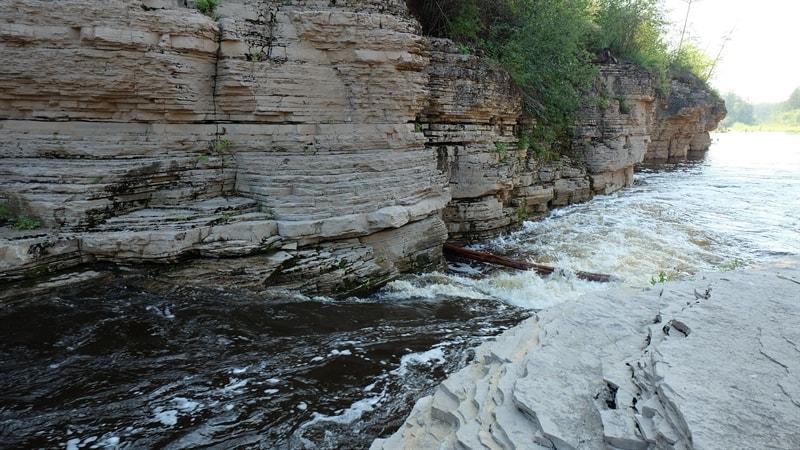 Водопады Курулуур