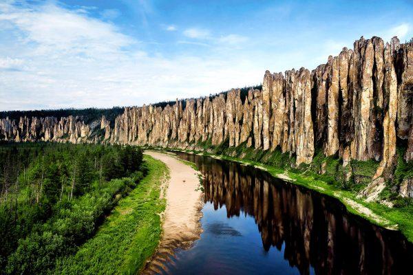 Красивая природа Якутии