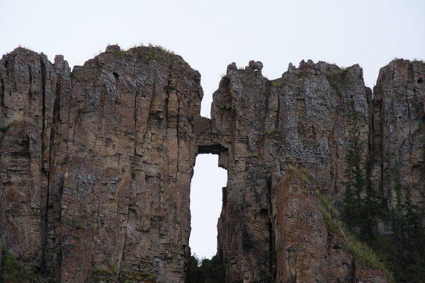 Удивительные скалы