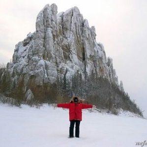 Зимнее путешествие на Ленские столбы