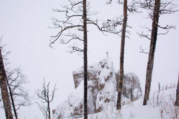 Ленские столбы с вершины