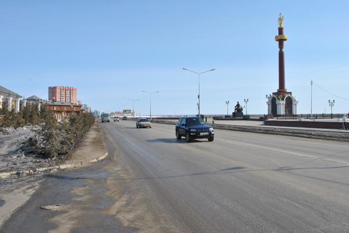 Улица Чернышевского