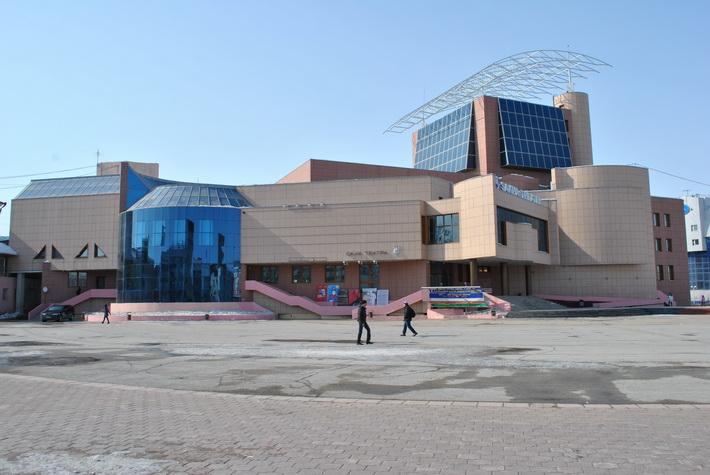 Саха театр