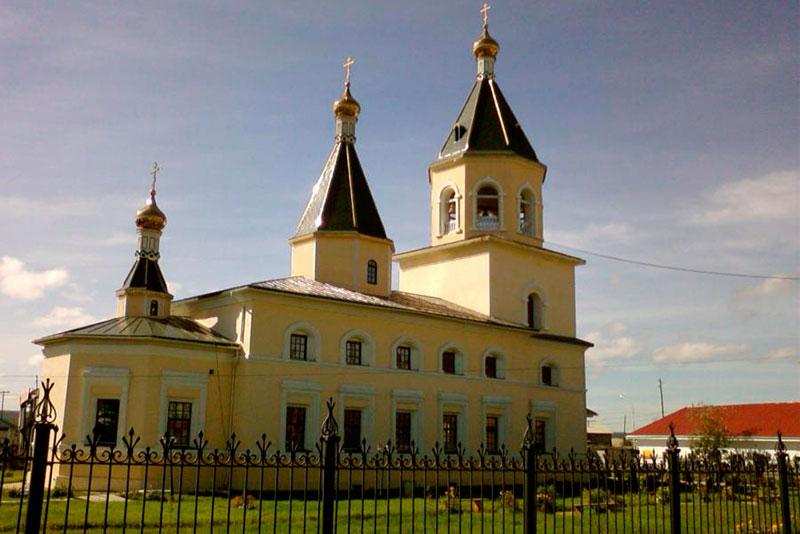 Город Олекминск