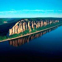 Ленские столбы в Якутии: фото, экскурсии, факты