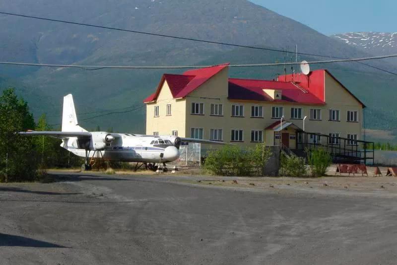 Аэропорт Усть-Нера