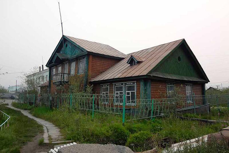 Краеведческий музей в Усть-Нере
