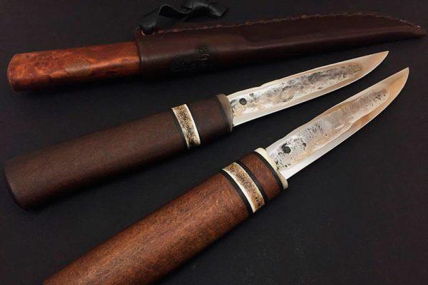 Разновидность якутских ножей