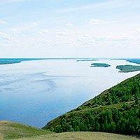 Река Лена: куда впадает, исток, притоки