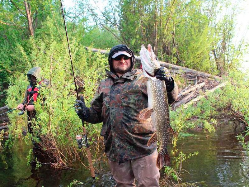 Рыбалка на тайменя в Якутии