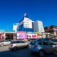 Якутск - сердце земли Олонхо