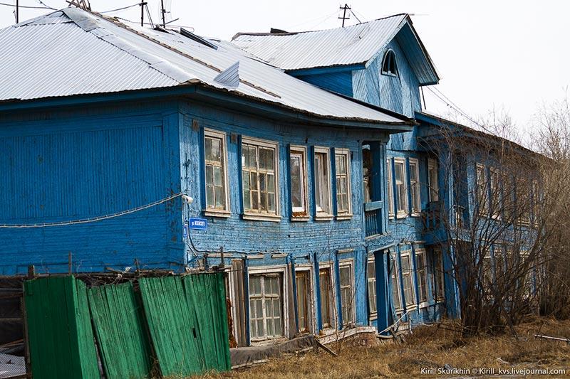 Дом по улице Можайского