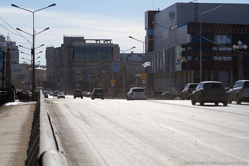Улица Пояркова