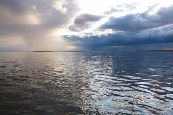 Широка и глубока река Лена