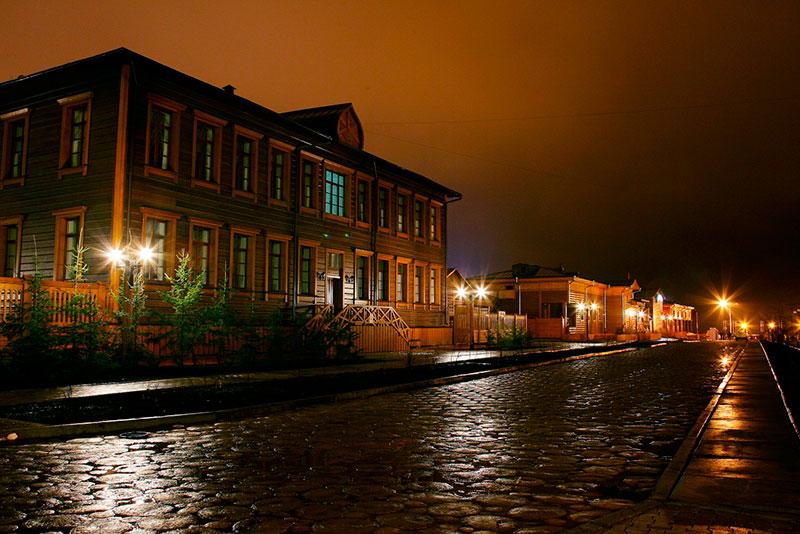 Город Якутск