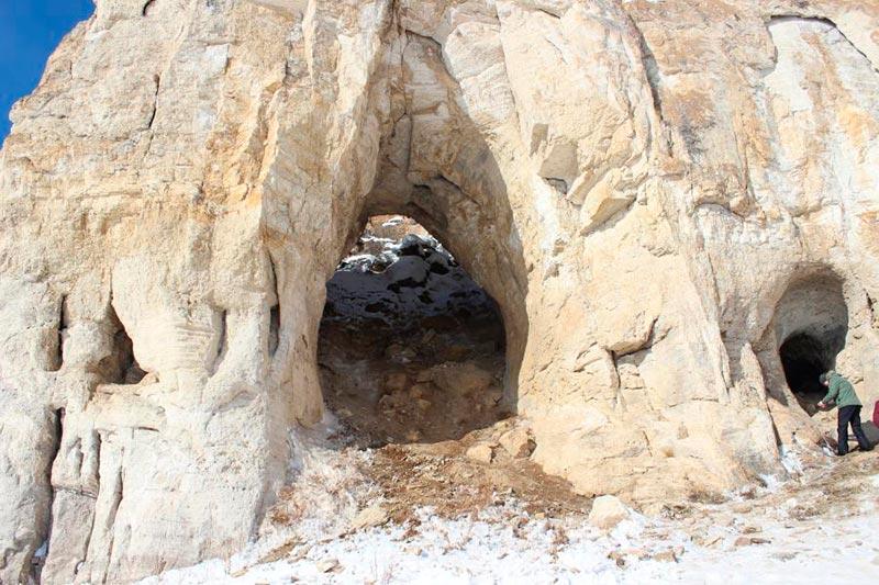 Пещеры Еланки