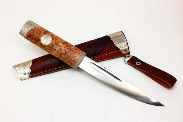 Тундровый якутский нож