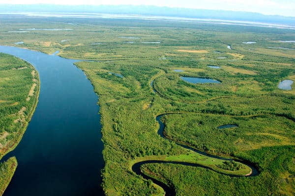 Великая река Лена
