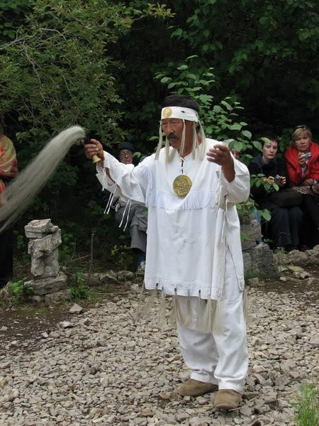 Шаман Ленских столбов