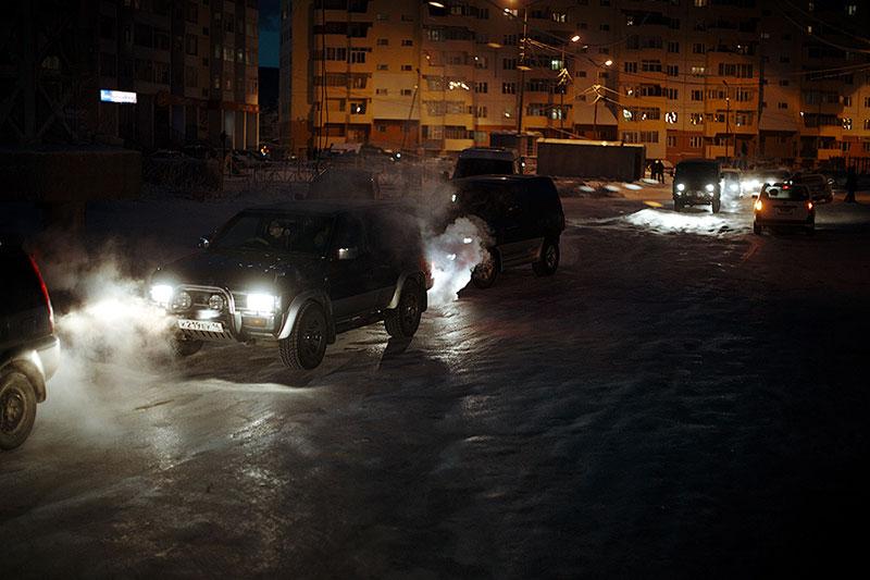 Автомобили Якутска
