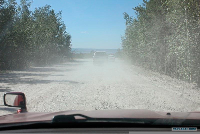 Путешествие до Ленских столбов
