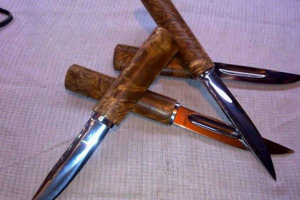 Якутские национальные ножи